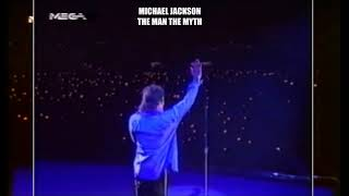 Michael Jackson Man in the mirror Live on Bad Tour