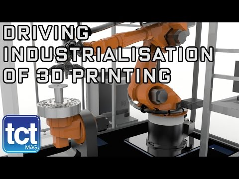 Partnerships that drive the industrialisation of 3D printing | Siemens PLM | TCT Show