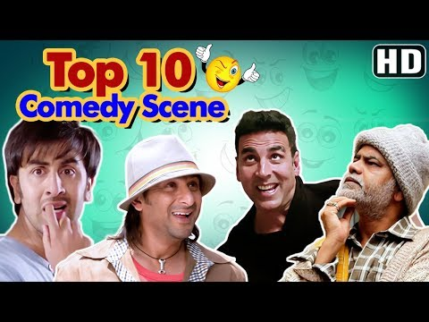 Shemaroo Bollywood Comedy - Top 10 Comedy Scenes (HD) Ft - Arshad Warsi | Akshay Kumar |Johnny Lever