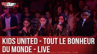 Kids United - Tout le bonheur du monde - Live - C'Cauet sur NRJ