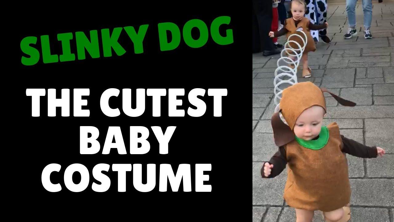 Toy Story Slinky Dog Costume   www.pixshark.com - Images ...
