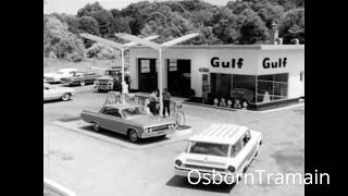1964 Gulf Commercial - Passing Power!  4 Power NoNox Gasoline -Dramatic Music