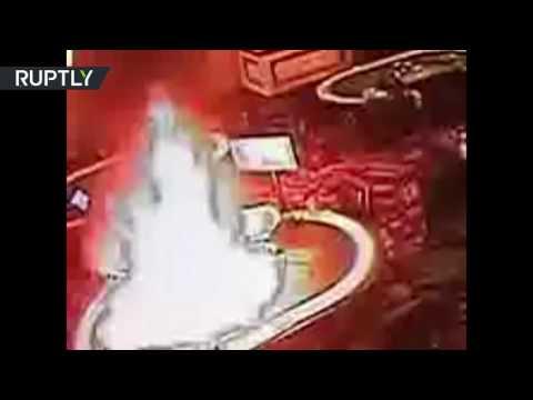 CCTV: Manila casino attacker's last moments as he enters casino, sets it on fire