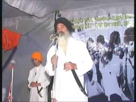 ਕਿਹਾ ਭਿੰਡਰਾਂਵਾਲੇ ਜਿੰਦਾ ਹਨ - Bhai Amrik Singh Ji Damdami Taksal Ajnala