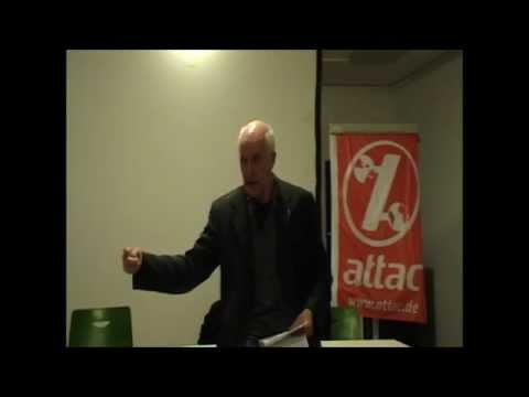 Attac-Palaver 30.03.2015 - Von wegen alternativlos! - Buchvorstellung mit Karl-Martin Hentschel
