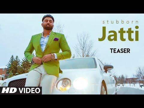 STUBBORN JATTI Song Teaser | Harsimran | Full Video Releasing on 8 January 2019 Mp3