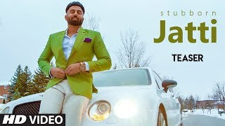 STUBBORN JATTI Song Teaser | Harsimran | Full Releasing on 8 January 2019