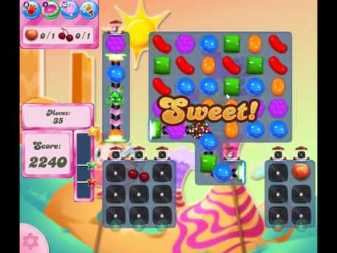 Candy Crush Saga Level 2500 - NO BOOSTERS