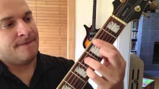 b7 chord for guitar
