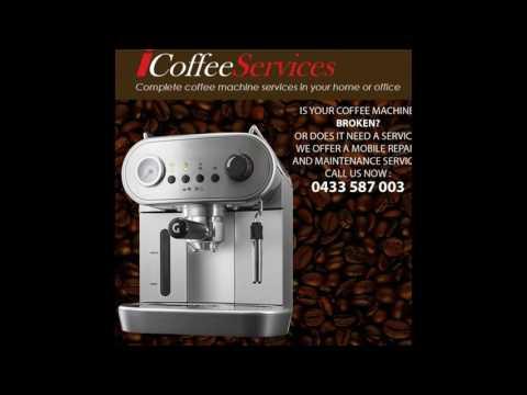 Prompt Espresso Coffee Machine Service | ICoffee Services