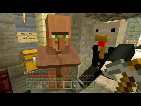 Minecraft Xbox - Sky Den - Goodbye David (23)