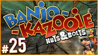 Banjo-Kazooie: Nuts & Bolts - MULTIPLAYER ACTION! | PART 25