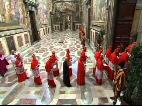 Conclave - Processio - Litaniae Sanctorum