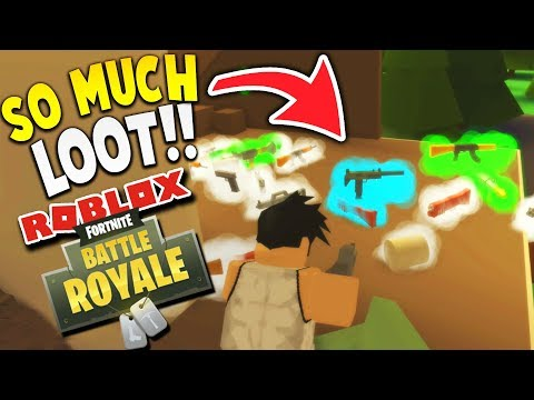 Fortnite Battle Royale In Roblox Roblox Island Royale Youtube Can We Get A Victory Royale With All This Loot Fortnite Island Royale Roblox Gameplay Youtube