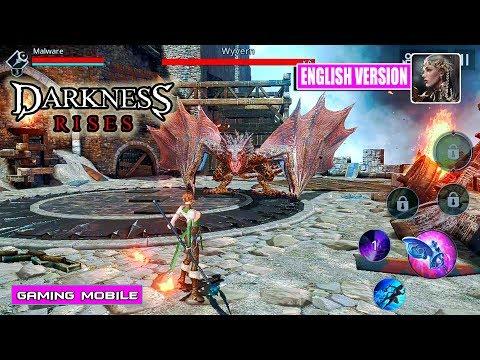 Darkness Rises English Version - By NEXON (Dark Avenger 3 Global)   Android/IOS Gameplay