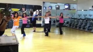 Dynamix 2012 Ladies Routine - Intro