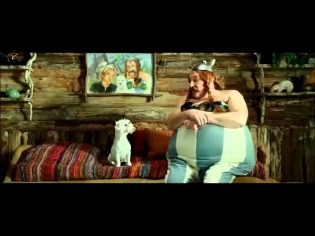 asterix y obelix al servicio de su majestad trailer en español