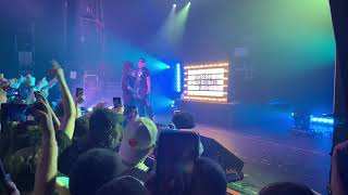 J.I.D. -  151 Rum LIVE with a fan (@colinb.davis) in Philadelphia 5/8/2019