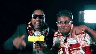 Reason ft Tumi, Ginger Breadman & Tall A$$ Mo - Bump The Cheese Up (Official Music Video)