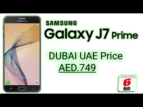 Samsung Galaxy J7 Prime review after using 6 months in Dubai UAE