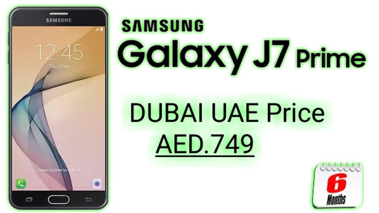 Samsung Galaxy J7 Prime review after using 6 months in Dubai UAE | Dubai  UAE Price