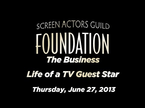 The Business: Life of a TV Guest Star