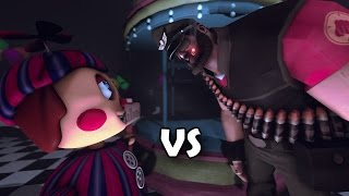 - The New Guard vs Balloon Boy Five Nights at Freddy s Animation