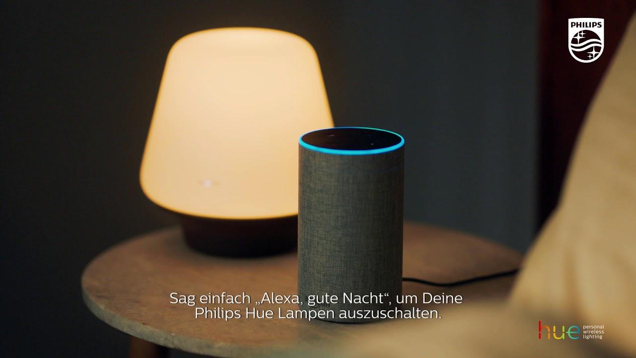 Philips Licht Hue : Philips hue schalte das licht im ganzen haus aus amazon alexa