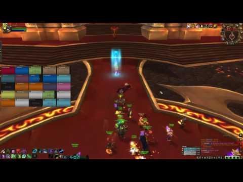 [Old WoW Livestream] LAW-Atlantiss Firelands 10 Raid - TeamSpeak On - World of Warcraft 20160526