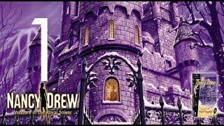Нэнси Дрю Сокровище Королевской Башни Прохождение Часть 1