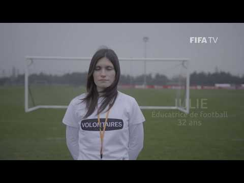 FIFA Women's World Cup™ Volunteers Dare To Shine - Reims