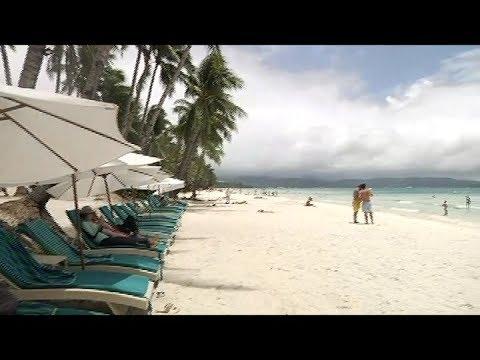 Soft opening ng Boracay maaring ipatupad pagkatapos ng 3 hanggang 4 na buwan