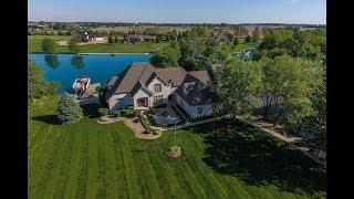 Championship Ski Lake Estate in Danville, Indiana | Sotheby
