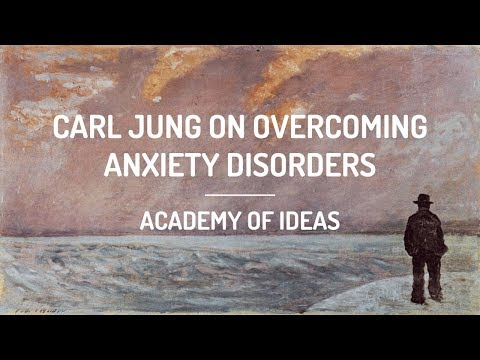 Carl Jung on Overcoming Anxiety Disorders