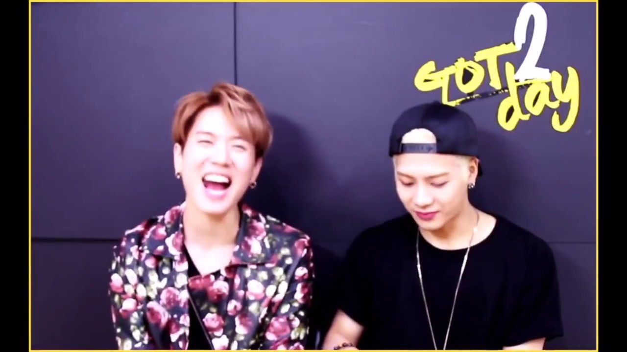 GOT7's Kim Yugyeom laughing for 2 minutes straight | Laughing compilation
