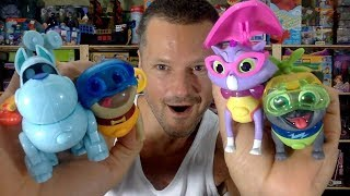 Just Play  Puppy Dog Pals Light Up Pals on a Mission Disney Junior Unboxing Review