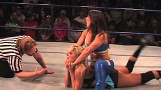 cwf mid atlantic wrestling nikki storm vs amy love 3 21 15