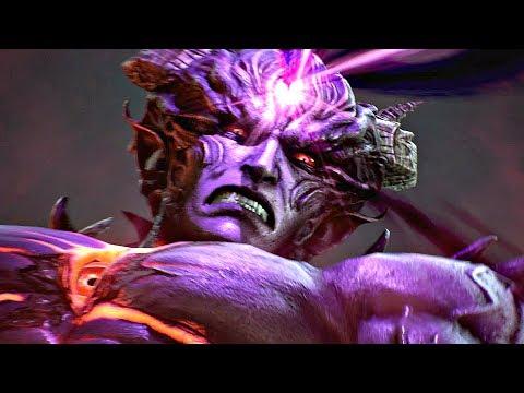 Tekken 7 - All Character Endings [1080p 60fps]