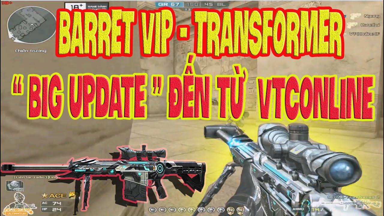 """❤️Trải nghiệm bộ """" COMBO VIP TRANFORMER 2"""" trong bản """" BIG UPDATE"""" sắp tới  ❤️ SHADY"""