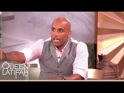Boris Kodjoe Is A Super (Soccer) Dad! | The Queen Latifah Show