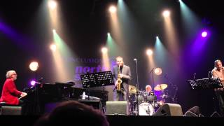 Quartette Humaine, Bob James & David Sanborn (II), NSJ2013