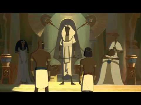 The Prince Of Egypt- Part 2