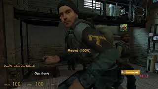 The Freemans - Half Life 2 Synergy