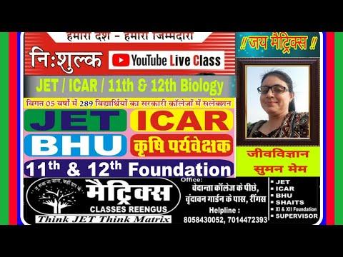 jet,-icar-,-bhu-online-class-ll-biology-topic--जन्तु-ऊतक-ll-by--suman-mam