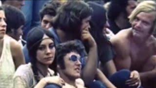 Joe Cocker ~ With A Little Help From My Friends  (Woodstock -1969)