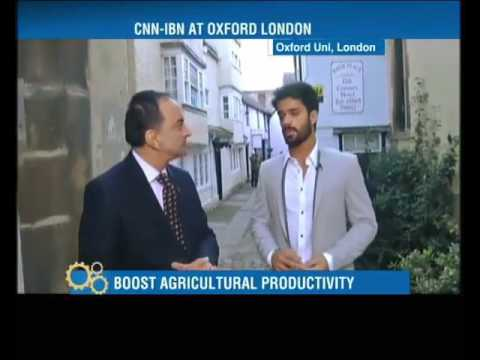 Budget on Campus׃ CNN IBN at Oxford University