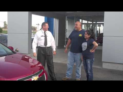Crest Chevrolet Customer Testimonial San Bernardino, CA