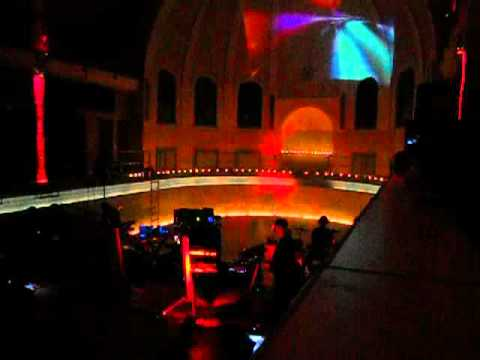 Picture Palace music - Natatorium - Swimmingpool Festival day 2 - Berlin 18 Aug 2012