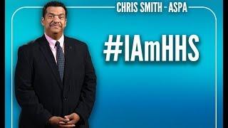 #IAmHHS - Chris Smith (ASPA)