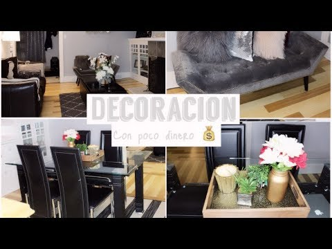 Tour de mi sala living room tour tips de decoracion for Como decorar mi living con poca plata